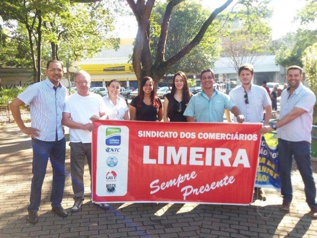 Movimento sindical contra as reformas