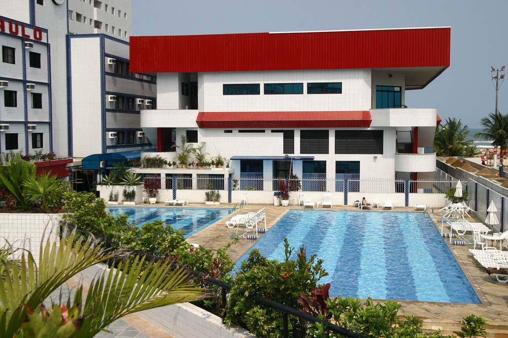 Centro de Lazer dos Comerciários, em Praia Grande