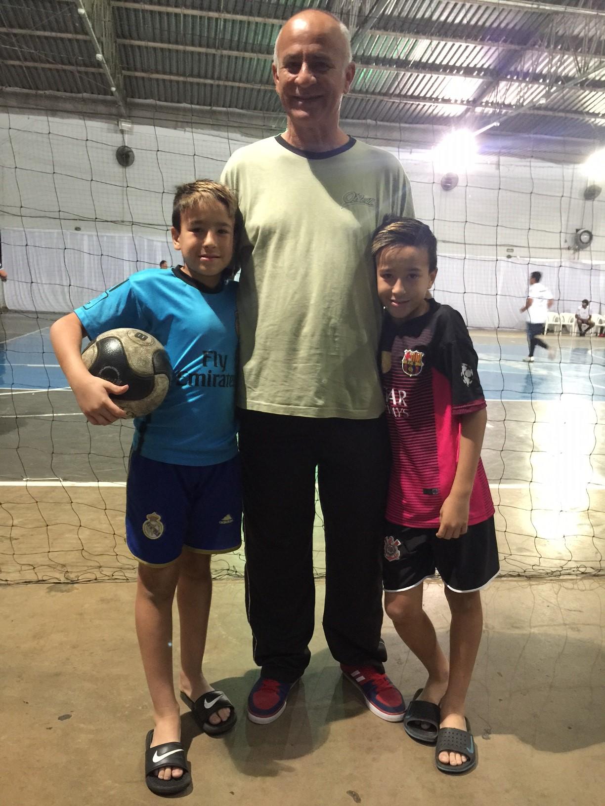 Goleada da Dimensional é destaque na 12ª Copa de Futsal 2017