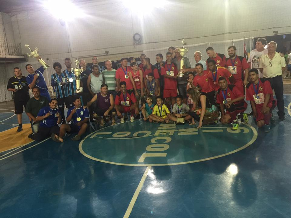 Serv Bem vence a 12ª Copa Sinecol de Futsal 2017