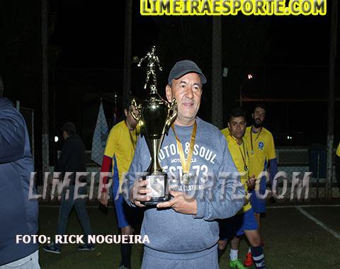 Fluminense é o campeão Máster dos Comerciários