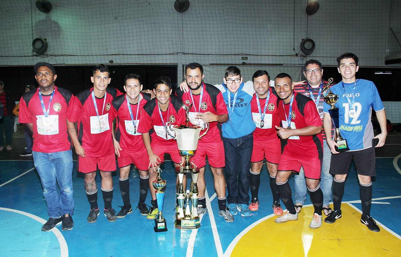 Madewal/ServBem vence 13ª Copa de Futsal do Sinecol