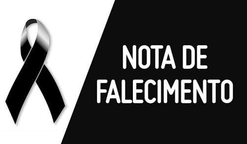 FALECIMENTO SR. ANTONIO FERREIRA DA SILVA