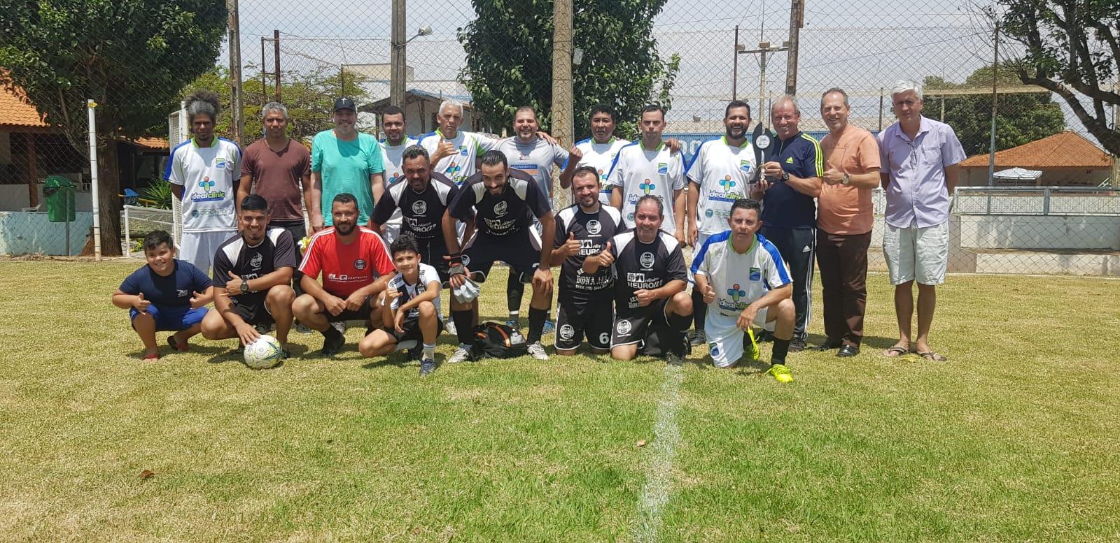 Torneio início do 15⁰ Campeonato dos Comerciários – Homenagem Edson Lima (Tubarão)